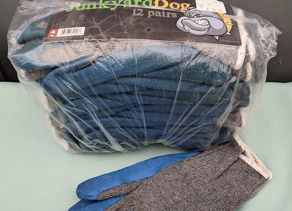Junkyard Dog 12 Pack Gardening Gloves