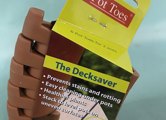 The Decksaver Pot Toes