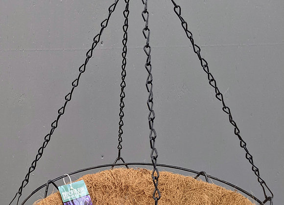 """16"""" Hanging Basket with Coco Liner"""