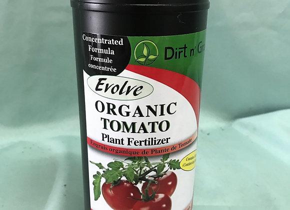 Dirt n' Grow Organic Tomato Plant Fertilizer