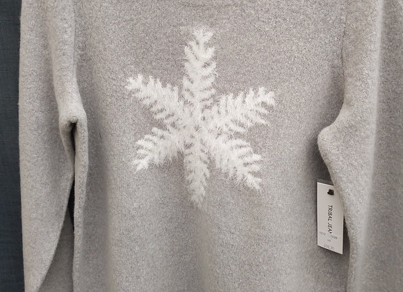 Tribal Snowflake Sweater