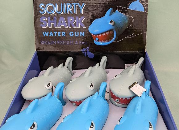 Squirty Shark Water Gun