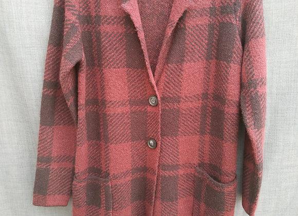 Dex Long Dress Jacket/Sweater