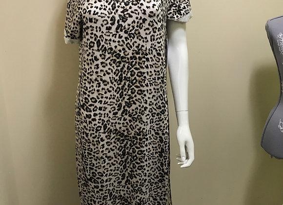 Tribal Cheetah Dress