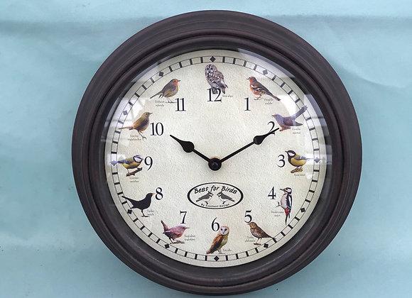 Best for birds Clock