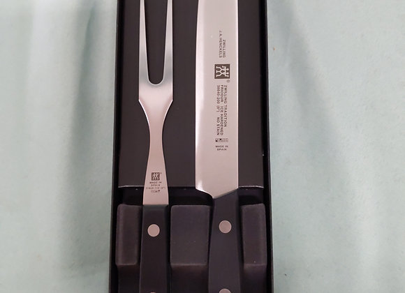 Zwilling Tradition 2 Piece Carving Set