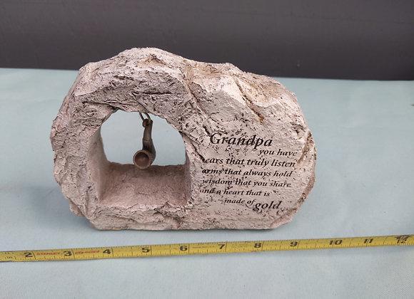 Grandpa Decorative Stone