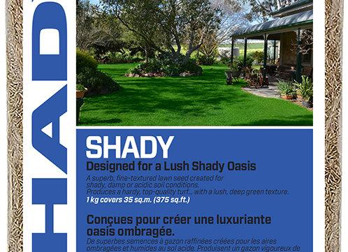 HGE Shady Lawn Seed