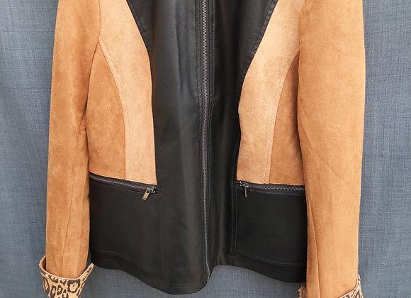 FDJ Suede/Leather Jacket