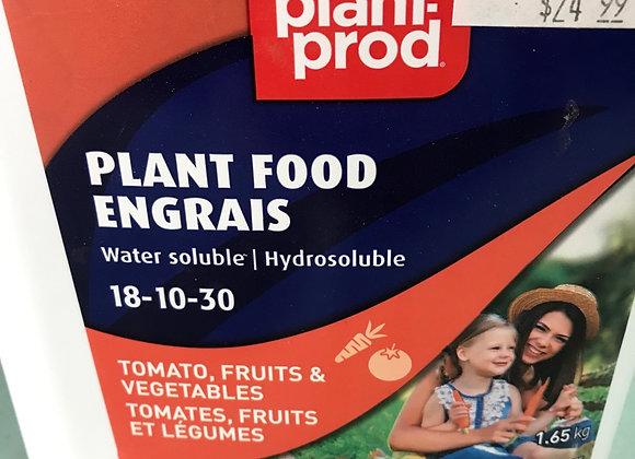 Plant Prod 18-10-30 Tomato, Fruits & Vegetables Plant Food