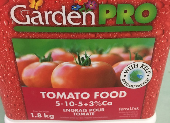 Garden Pro 5-10-5+3%Ca Tomato Food