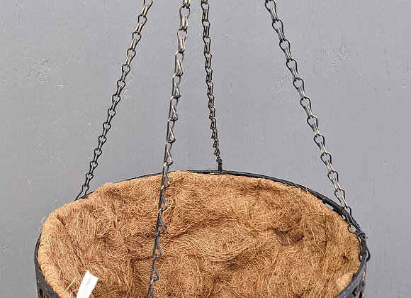 """14"""" Hanging Basket with Coco Liner"""