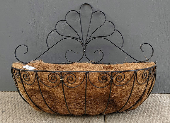 Balcony Planter with Coco Liner
