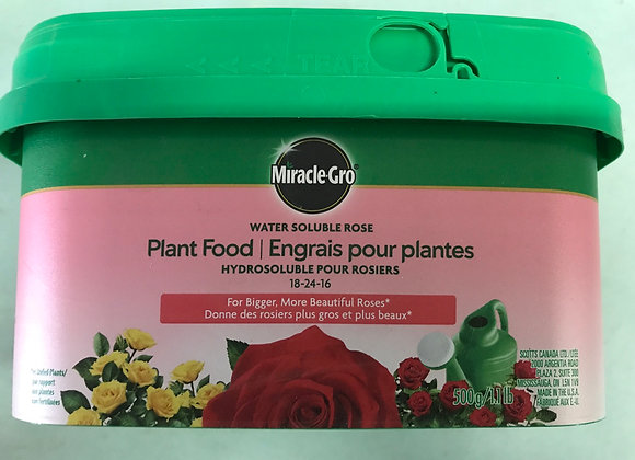 Miracle Gro 18-24-16 Rose Plant Food