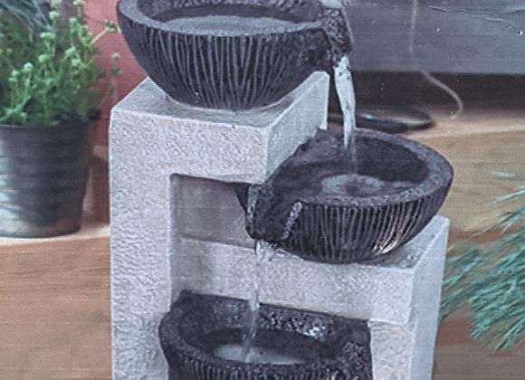 Four Bowl Fountain