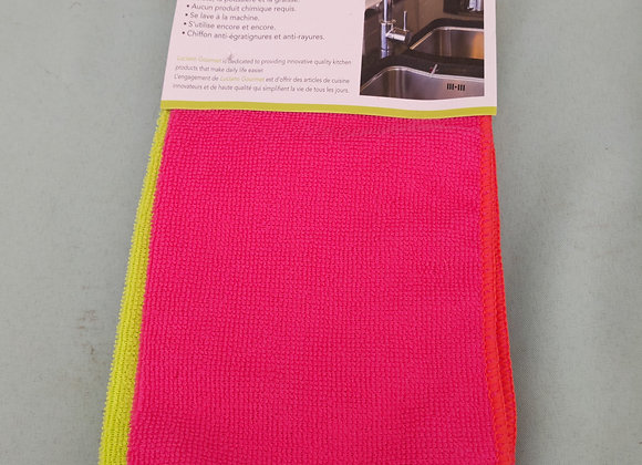 Microfibre Dish Cloth (4pack)