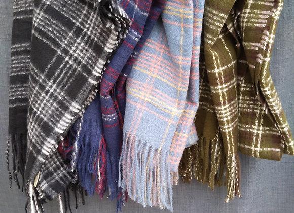 Blanket Scarf - Charlie Paige