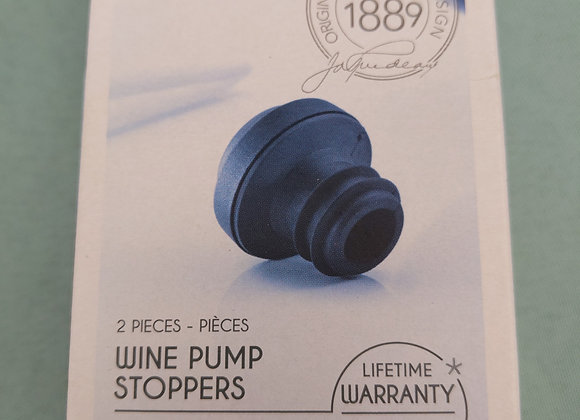 Wine Pump Stoppers
