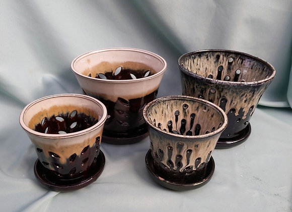 Orchid Pots - Assorted