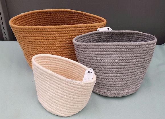 Assorted Mini Baskets