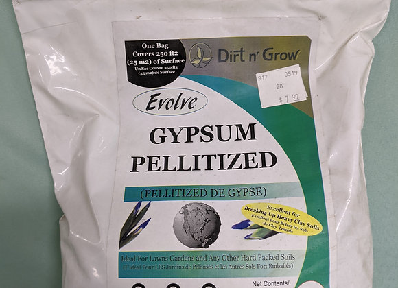 Dirt n' Grow Gypsum Pelletized