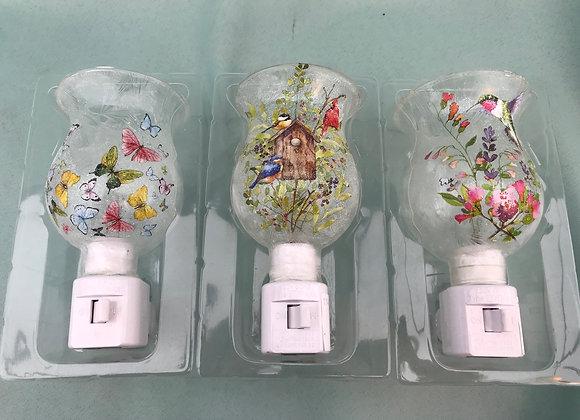 Glass Vase Night Light