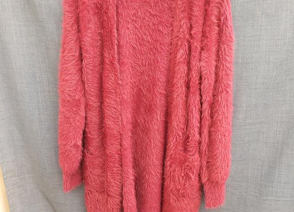 Papillon Faux Fur Sweater