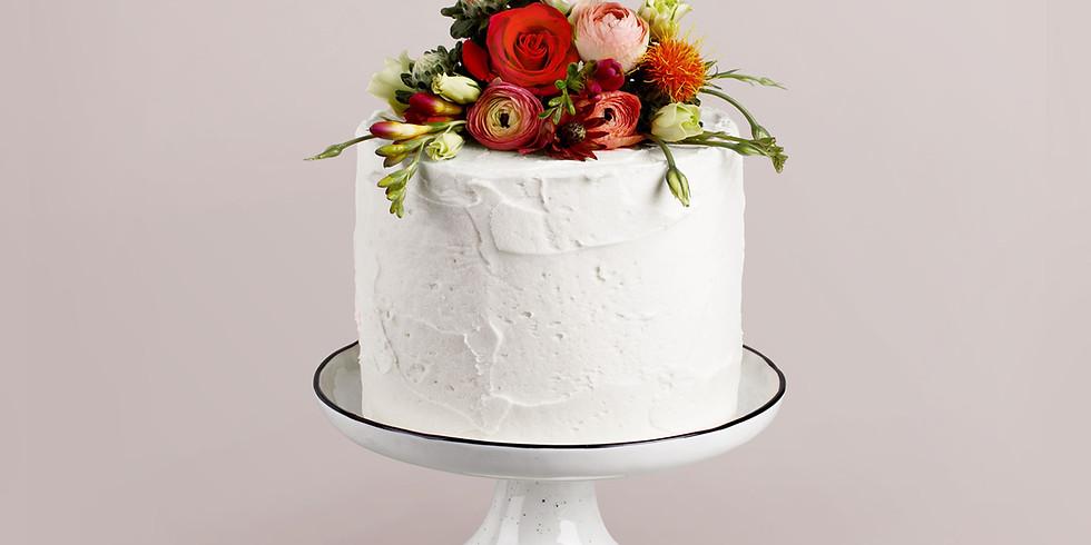 Inner Heart Cake Decorating
