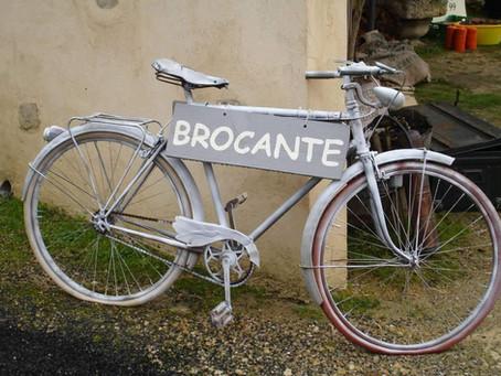 Brocante Bellefontaine le 10 juin dès 6h00