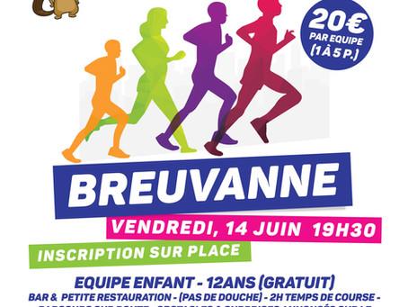 Courses des Castors à Breuvanne, le 14 juin