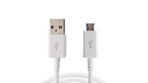 Samsung Micro USB White