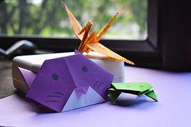 Origami of Three Figures 1_adobe edited.