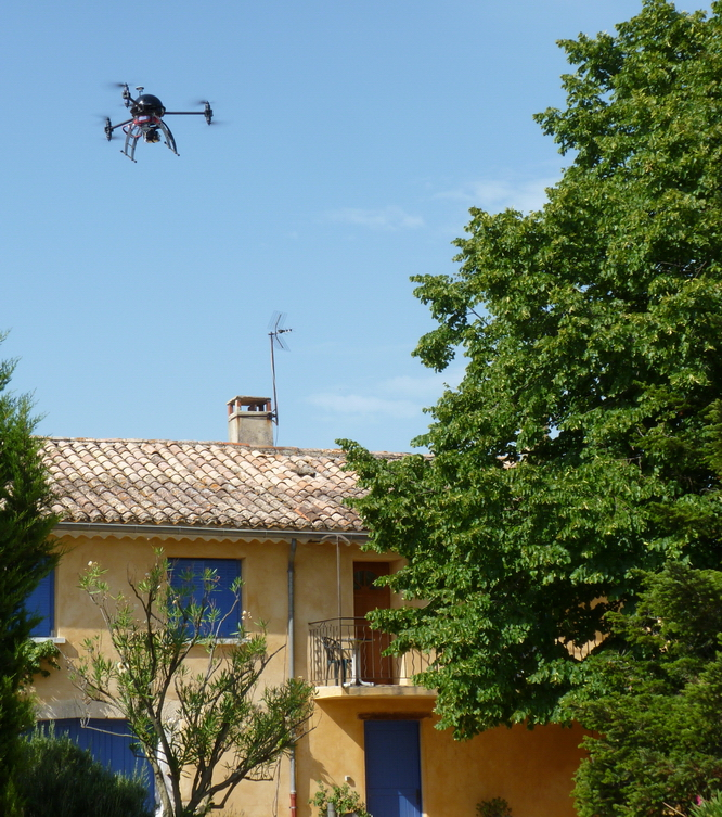 drone vaucluse