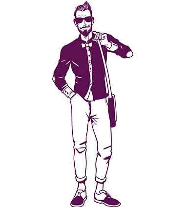 Look masculino-estilo-fashion-personalize as suas tshirts
