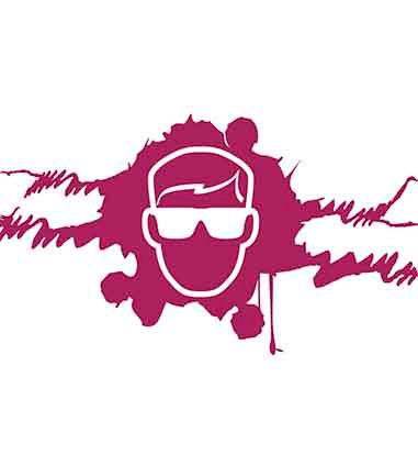 Roupa personalizada para homem senhora  tshirts online personalizáveis Infynita grafitti pintura de parede arte urbana moda