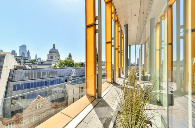 One New Ludgate 170 (7th floor terrace).