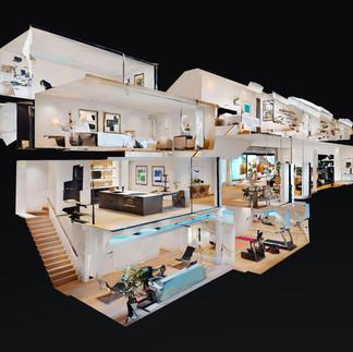 Prime London Property - dollhouse