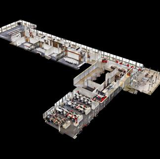 40 Strand - 7th Floor Dollhouse View