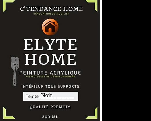 Elyte Home - Noir