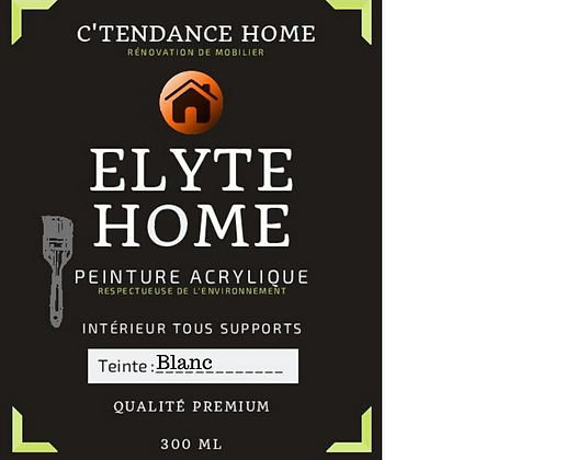 Elyte Home - Blanc