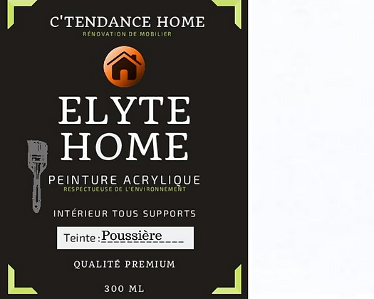 Elyte Home - Poussière