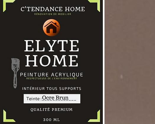 Elyte Home - Ocre Brun