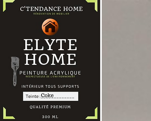 Elyte Home - Coke