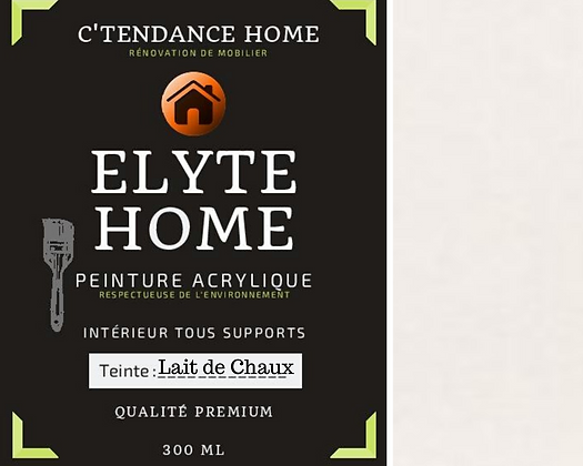 Elyte Home - Lait de Chaux