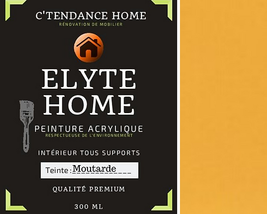 Elyte Home - Moutarde