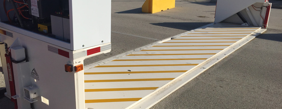 International Consulting Engineers (ICE) served as the Project Manager and Construction Manager for the installation of a Final Denial Barrier Entry System for the north gate as well as a Reverse Entry Alert Detection System at both North (Main) and South entry gates at Naval Air Station Corpus Christi, TX. This project was performed to enhance and update the security of the Base Entrances as it was currently lacking a reverse entry and alert system as well as a mechanism to prevent such entry.  The system was designed and installed in accordance with MUTCD.