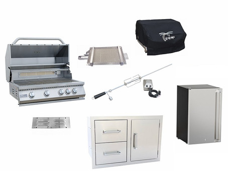 Wholesale Outdoor Kitchen Grill Store