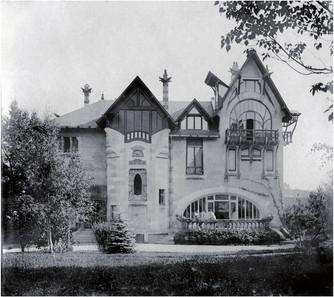 Nancy – réouverture de la villa Majorelle