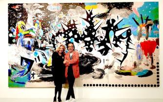 New York – Aki Kuroda en Happy Boy in Manhattan