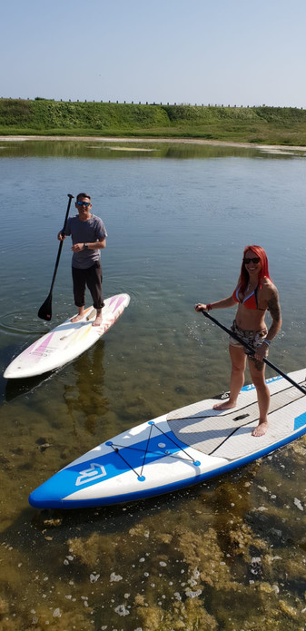 Paddleboarding Lessons